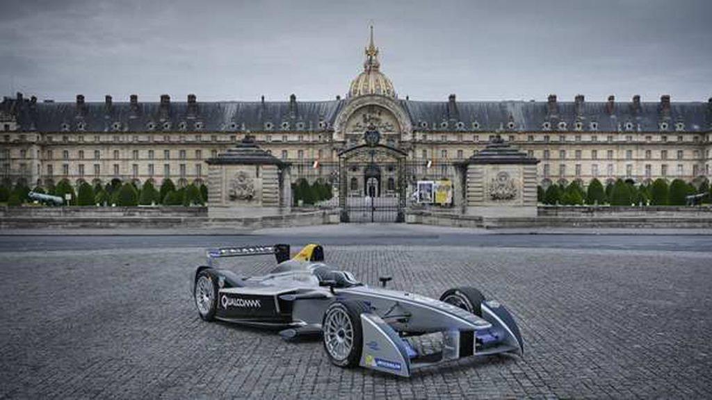 Formule1-F1-Formule E-Ecolosport