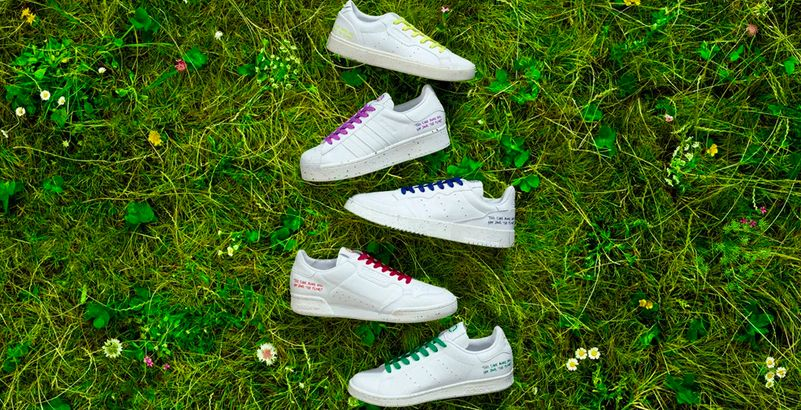 chaussures_sport_ADIDAS-écologie_plastique_vegan