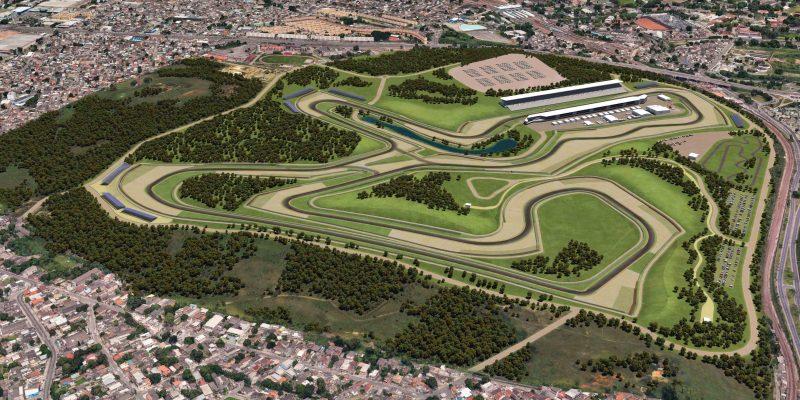 Formule 1 rio brésil circuit-f1-ecolosport