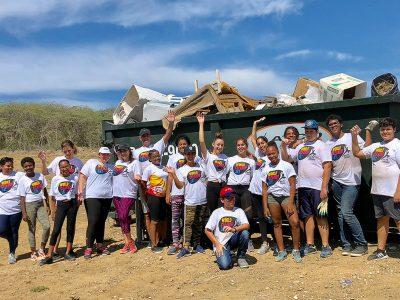 World Clean Up Day sport ecolosport