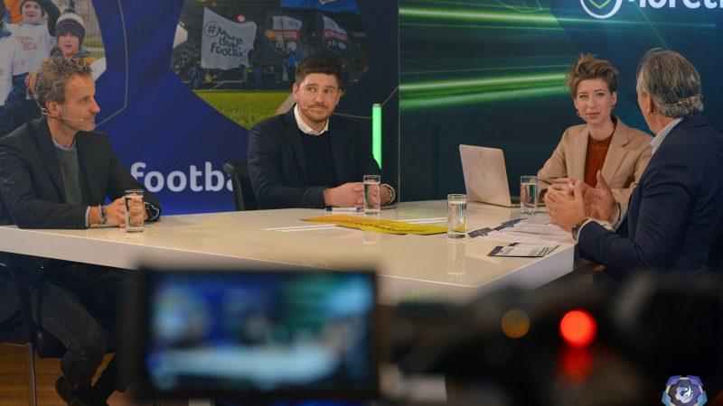 #MoreThanFootball Football EFDN Ecolosport