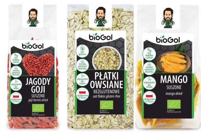 Grzegorz Krychowiak BioGol Ecolosport