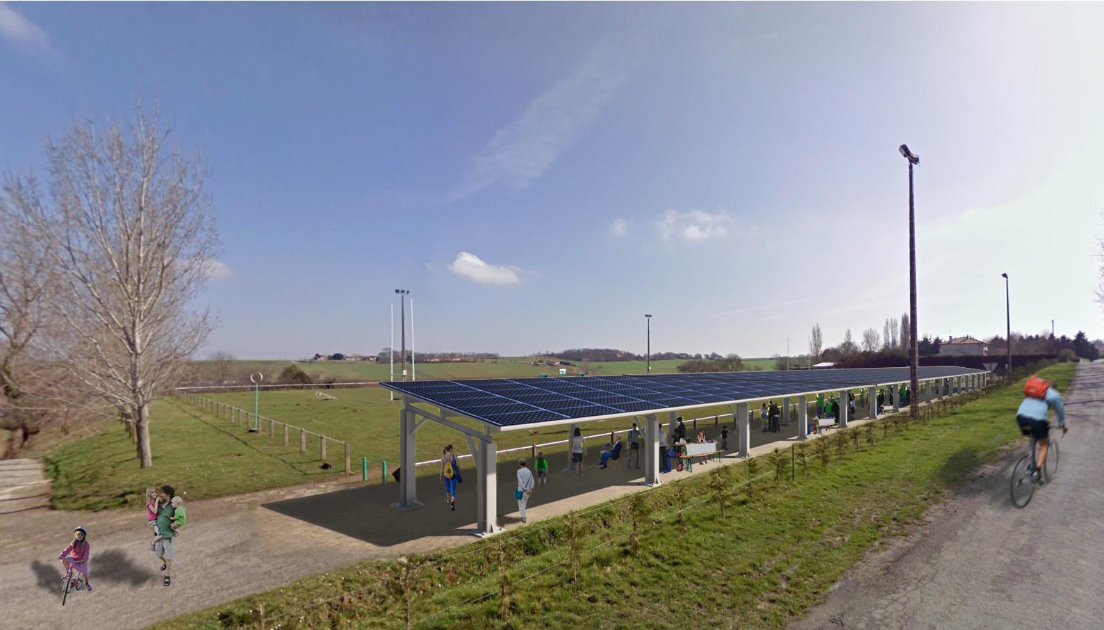 Mathieu Cambet Reservoir Sun Rugby Occitanie Ecolosport