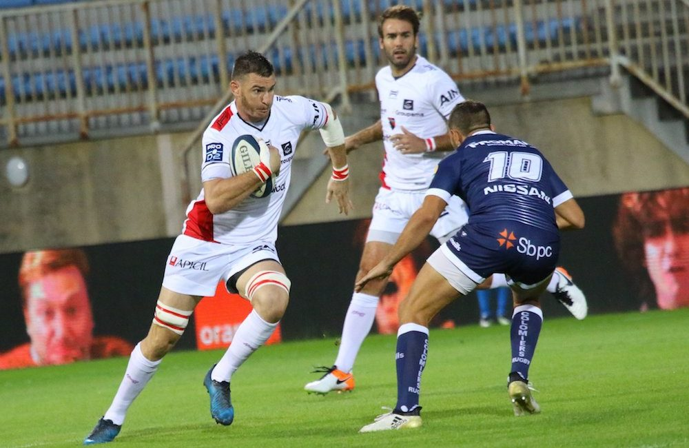 Etienne Herjean Oyonnax Rugby Oyo pour tous Ecolosport