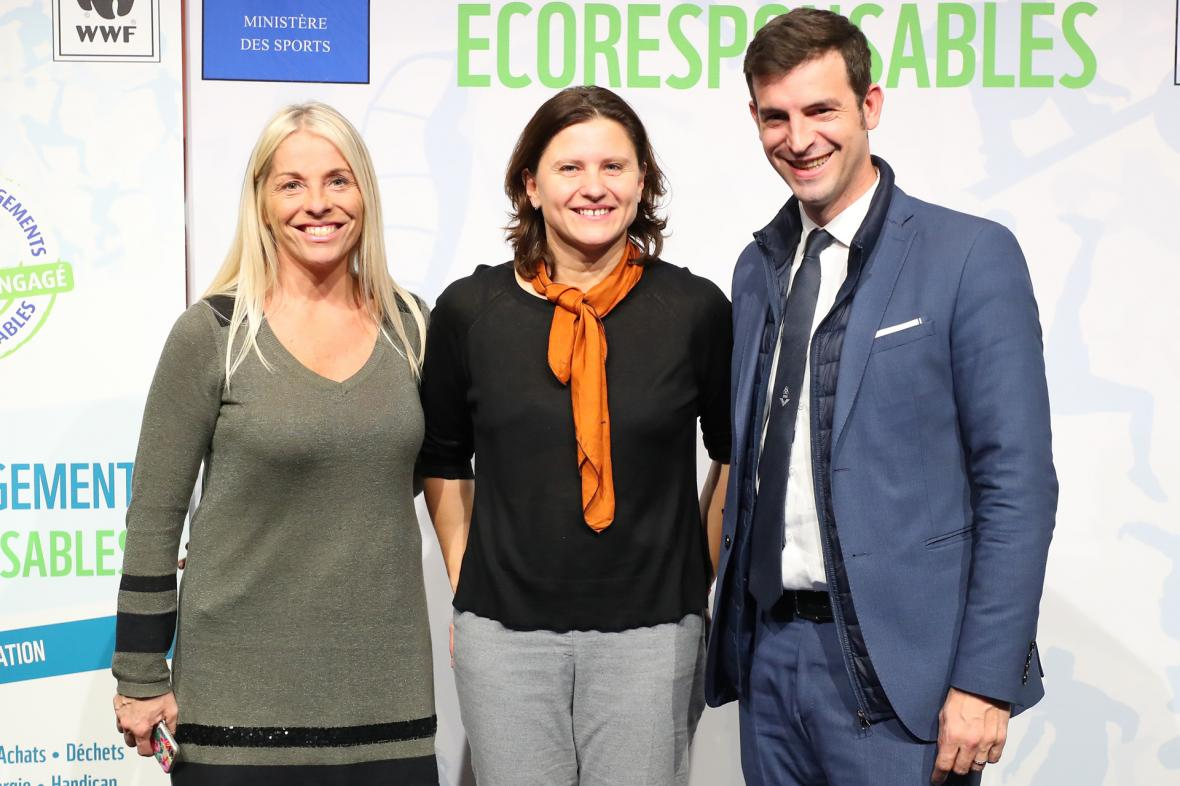 Sylvie Pepin Girondins de Bordeaux RSE Ecolosport