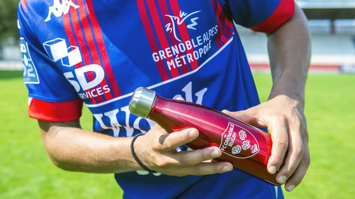 FC Grenoble Rugby Ecologie Ecolosport FCG