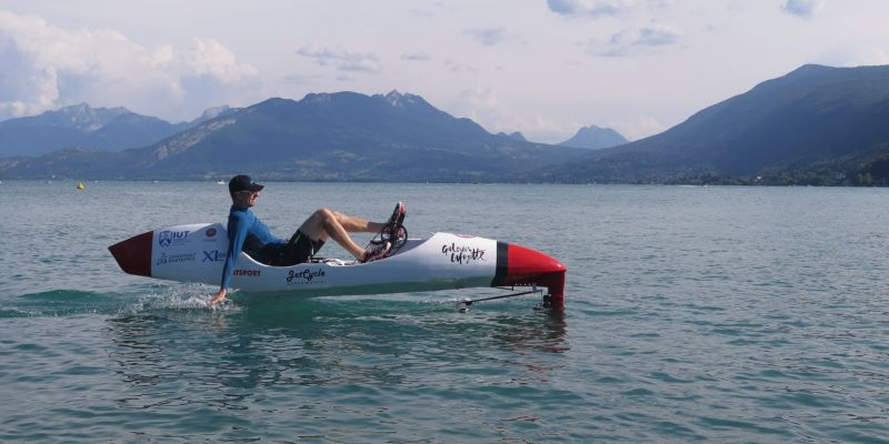 JetCycle Foil Cycling Ecolosport