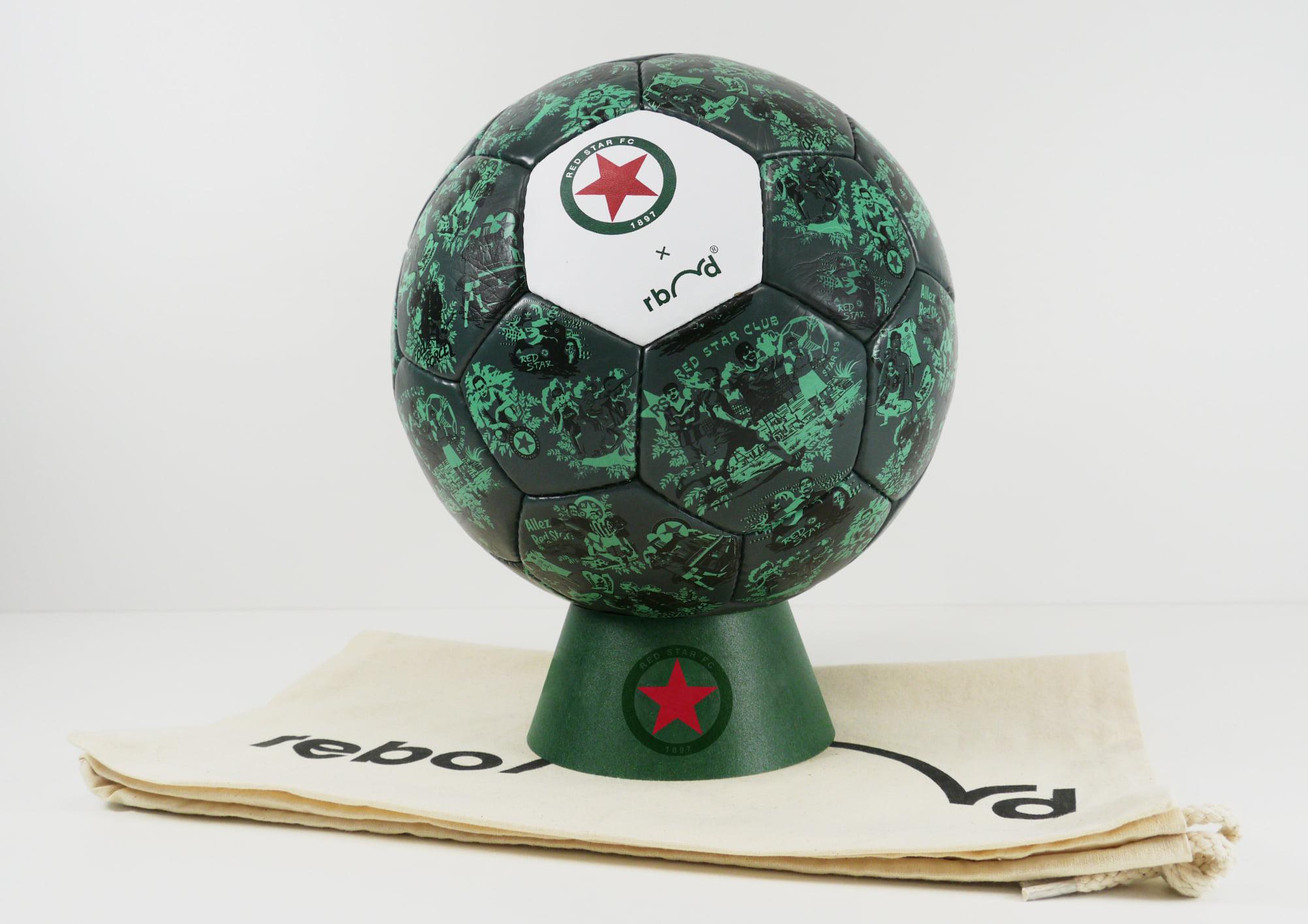 Rebond Ballon Red Star Ecolosport