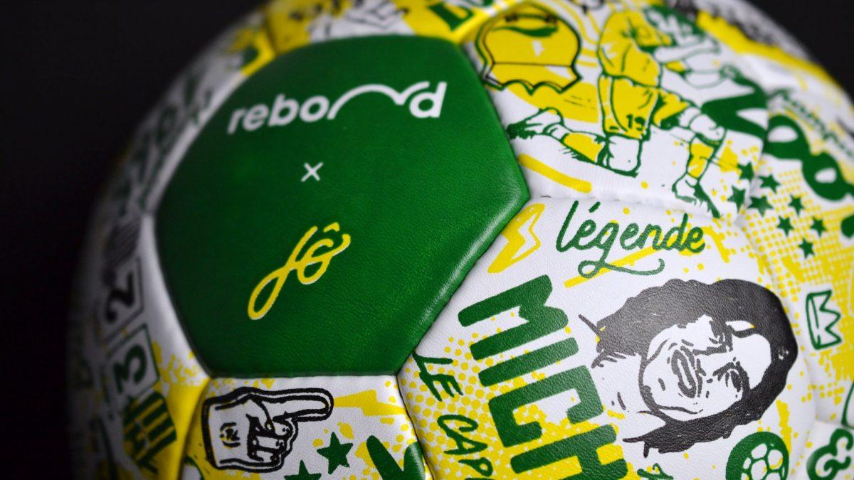 Rebond Ballon FC Nantes Ecolosport
