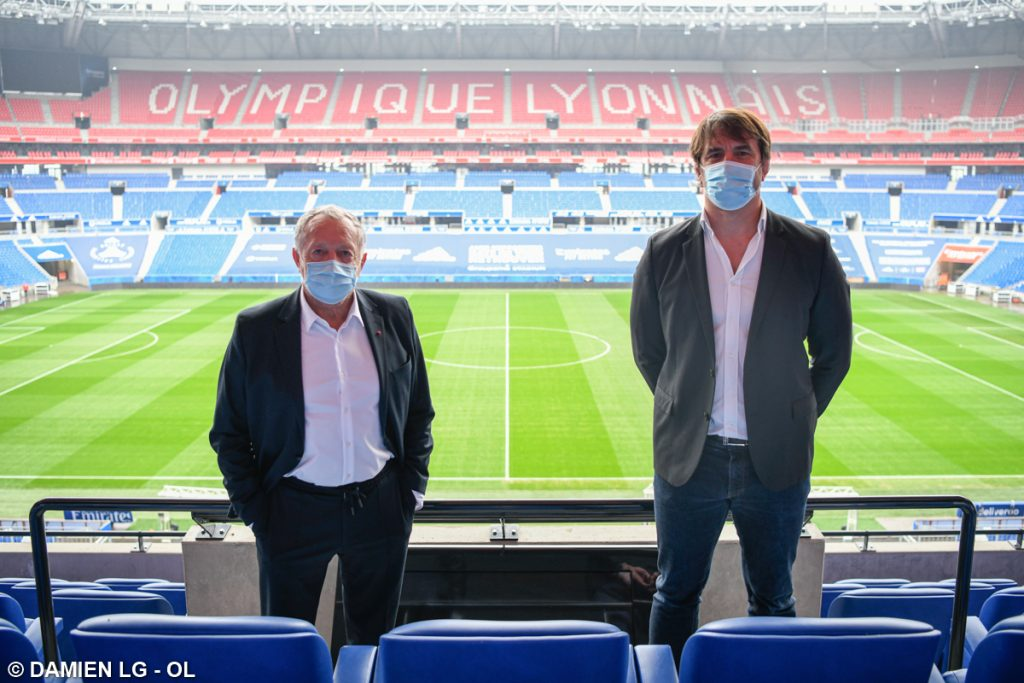 OL Olympique Lyonnais Fair Play For Planet Ecolosport