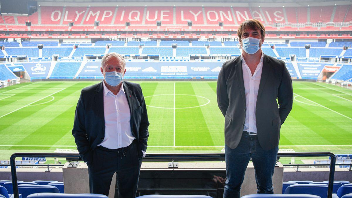 OL Olympique Lyonnais Fair Play For Planet Ecolosport