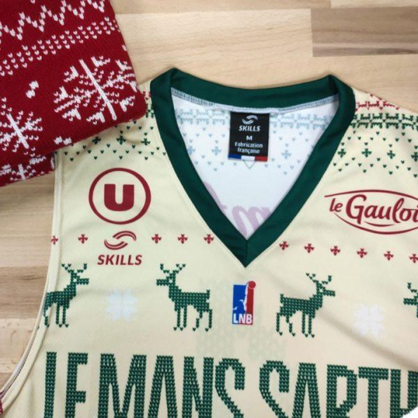 Mans Sarthe Club maillot recyclé Ecolosport
