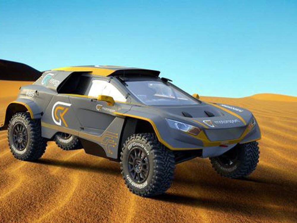 Dakar 2021 Guerlain Chicherit Ecolosport