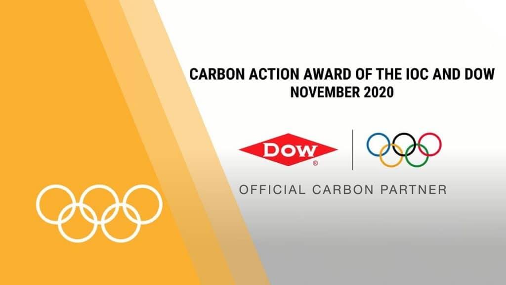 Mouvement olympique CIO Dow Awards Ecolosport
