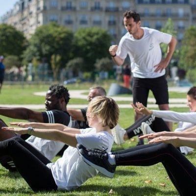 Paris Sport Zero Plastique Ecolosport