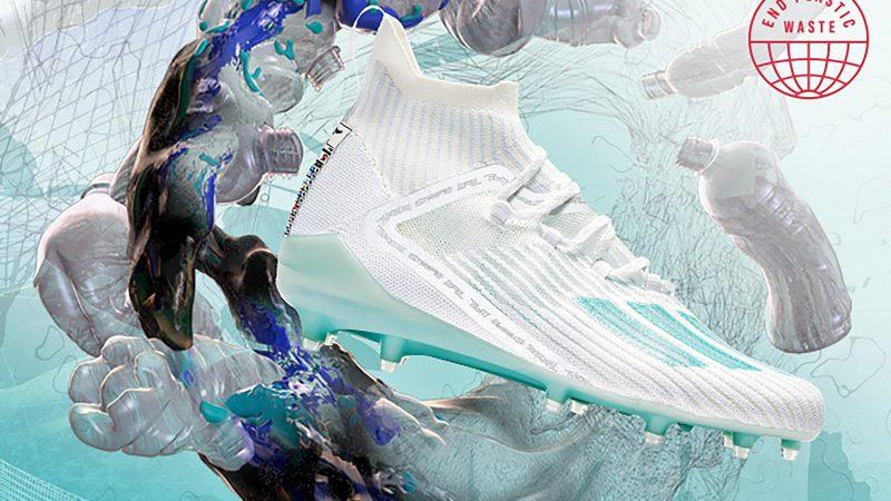 Adidas plastique recyclé Ecolosport