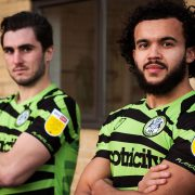 Forest Green Rovers Maillot Café Ecolosport