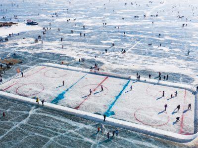 Lac Baïkal Ecologie Hockey Ecolosport