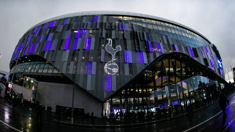 Tottenham Premier League Sustainability football Ecolosport