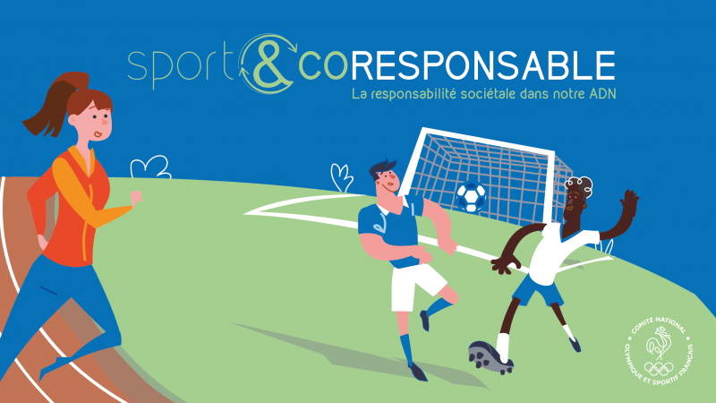 Développement durable le sport s'engage Ecolosport CNOSF