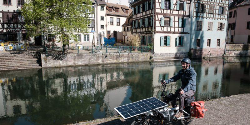 100 km autour de Strasbourg Ecolosport