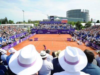 Internationaux Strasbourg Tennis Ecologie Ecolosport