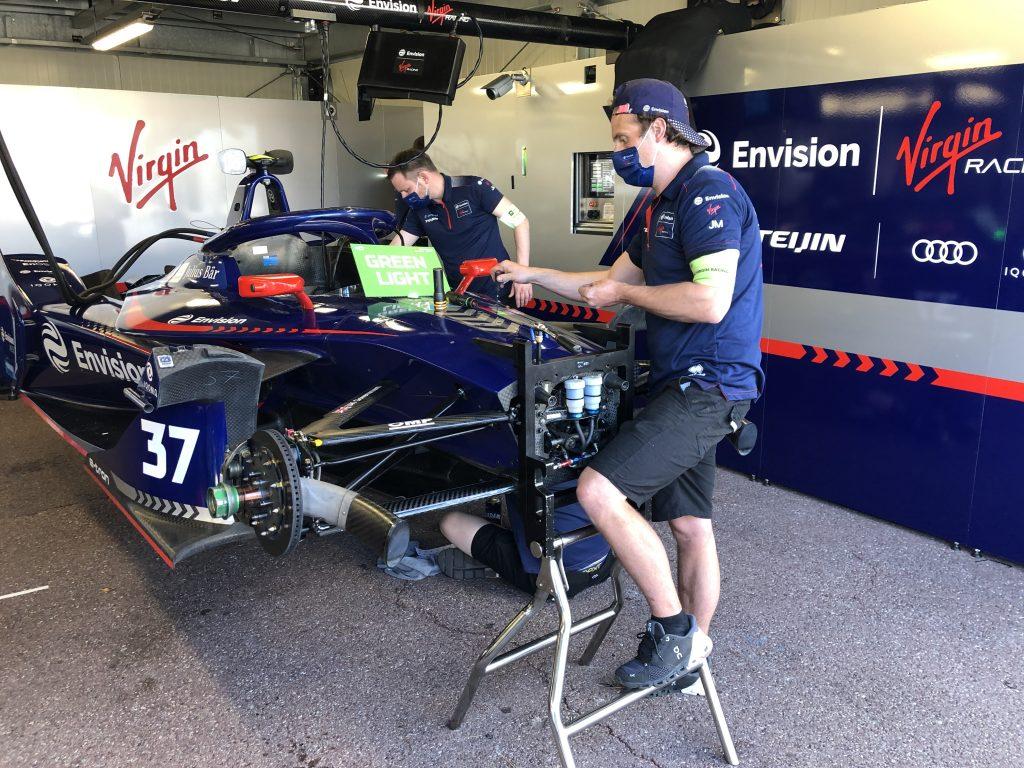 Envision Virgin Racing Formula E Ecolosport
