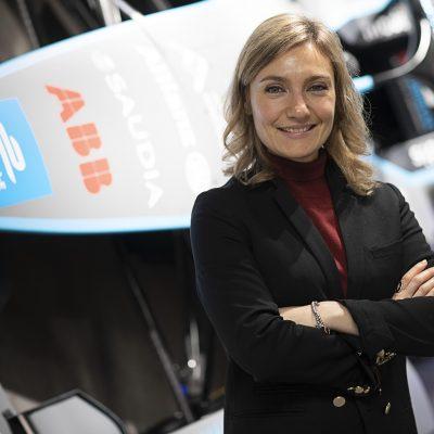 Julia Pallé Formule E Ecologie Ecolosport