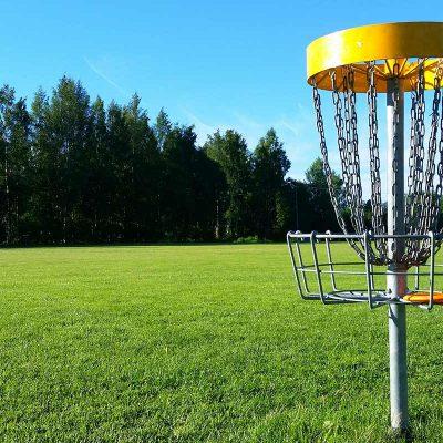 Disc Golf Ecologie Frisbee Ecolosport