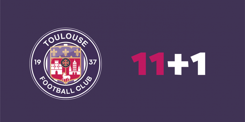 Fondation TFC 11+1 Toulouse Football Marvin Olawaiye Ecolosport