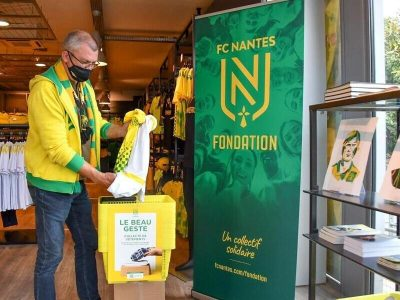 Supporterre FC Nantes Recyclerie Sportive Ecolosport
