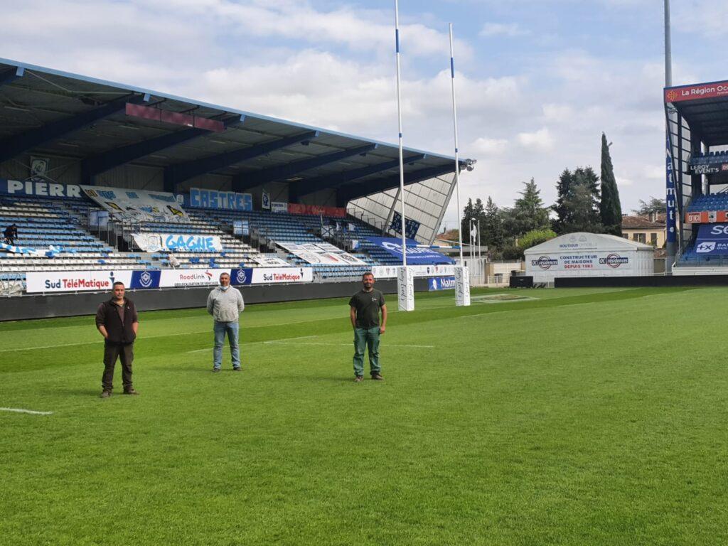 Castres Olympique Rugby TOP 14 Ecologie Ecolosport