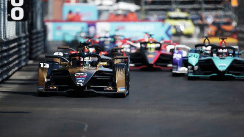 Formule E sport développement durable écologie Ecolosport