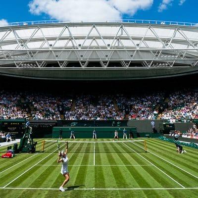 Wimbledon Tennis Ecologie Ecolosport