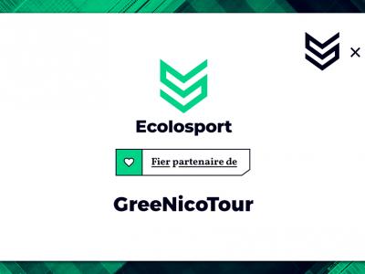 Ecolosport partenaire GreeNicoTour