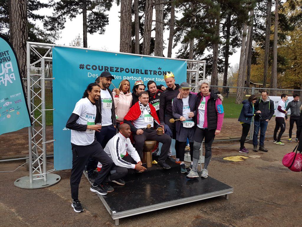 Urgent Run Hervé Saramito Toilettes Ecolosport