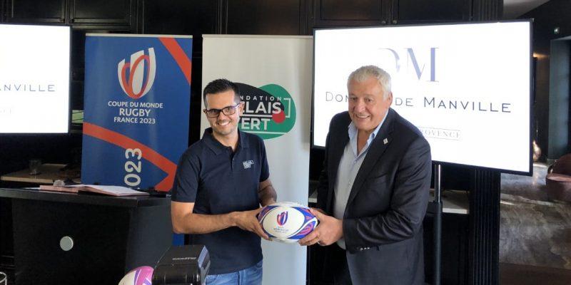 Fondation Relais Vert Rugby France 2023 Ecologie Ecolosport