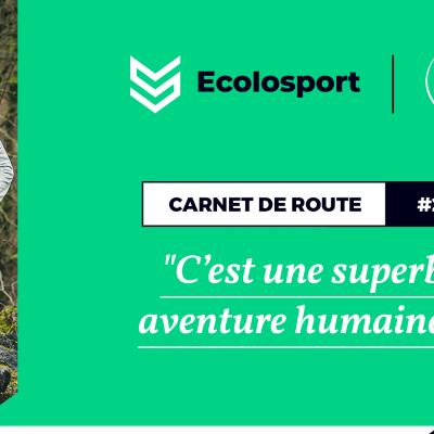 GreeNicoTour Carnet de Route Ecolosport Ecologie Plogging Sport