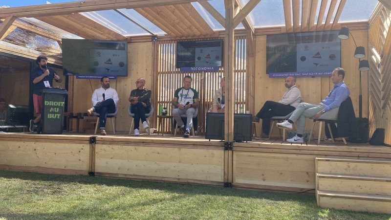 Sport à impact positif ecologie sport Ecolosport