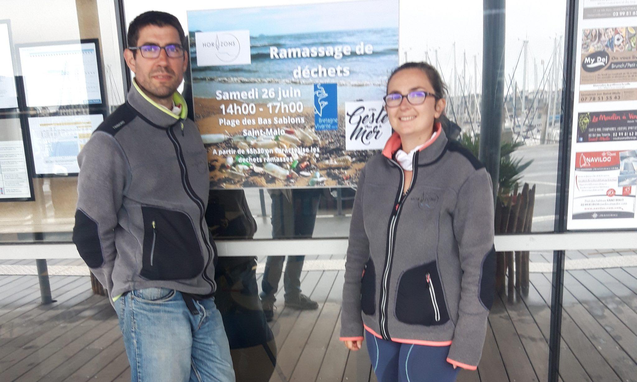 Projet Horizons Voile Ecologie Ecolosport