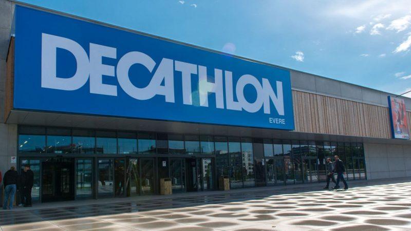 Decathlon Belgique NOLT Recytex Recyclage R-SHAPE Ecolosport