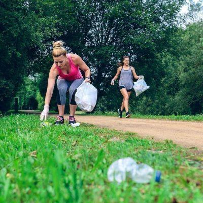 Plogging Running Déchets Ecologie Ecolosport