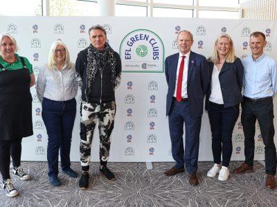 English Football League EFL Green Clubs Ecolosport
